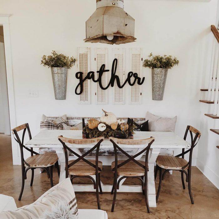 Dining Room Decor Ideas An Artistic Design with Bold Contrast - Cabritonyc.com