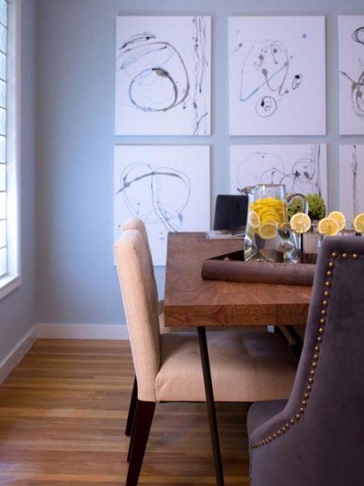 Dining Room Wall Decor - Kids' Artwork - Cabritonyc.com