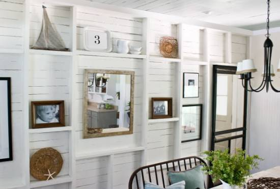 Dining room wall decor - Textured Gallery Wall Décor For Dining Rooms - Cabritonyc.com