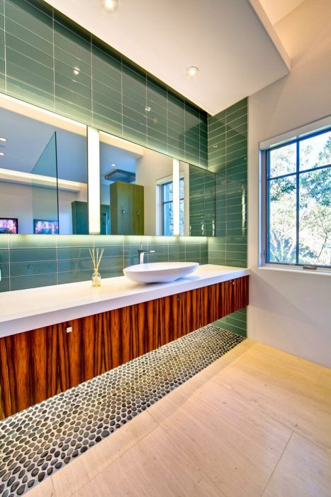 Bathroom Mirror Ideas - Backlit Mirrors - Cabritonyc.com