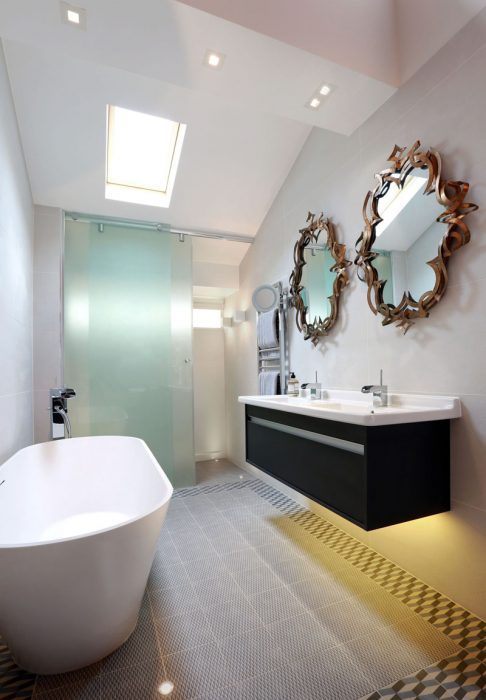 Bathroom Mirrors Ideas - Artistic Mirrors - Cabritonyc.com