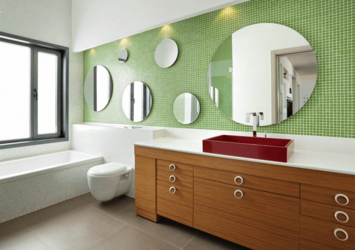 Mix And Match Bathroom Mirror Ideas - Cabritonyc.com