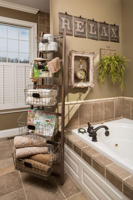 Bathroom Storage Ideas - Basket Cases - Cabritonyc.com