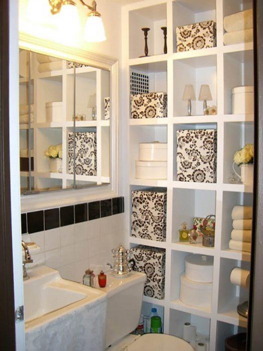 Bathroom Storage Ideas - Nooks and Crannies - Cabritonyc.com