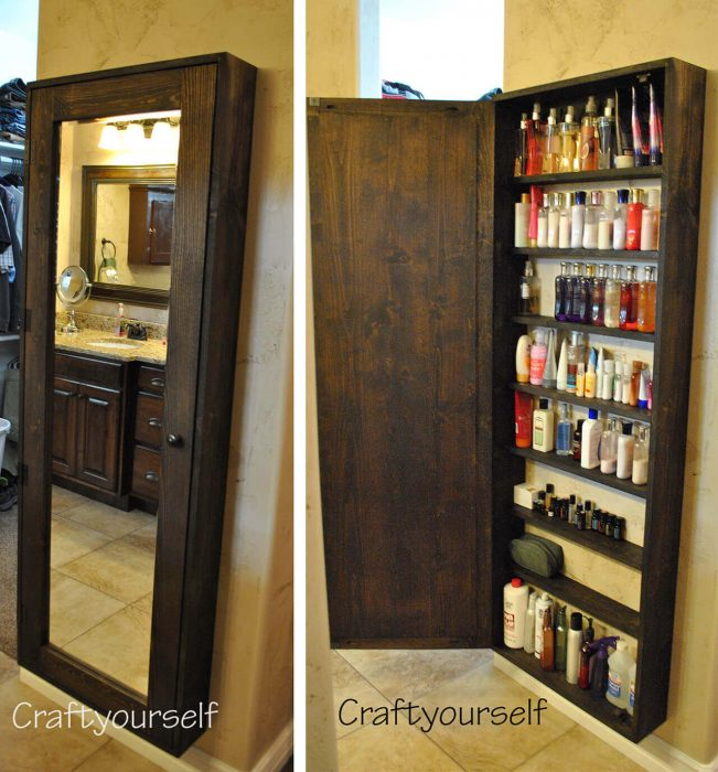 Bathroom Storage Ideas - Who's the Fairest - Cabritonyc.com