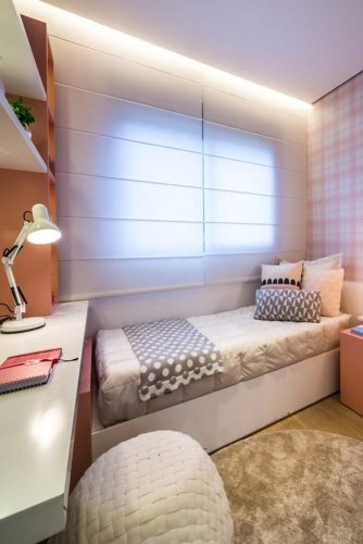Teen Girl's Bedroom Ideas - Decorating Small Bedrooms For a Teenager - Cabritonyc.com