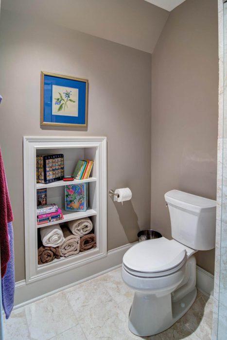 Bathroom Storage Ideas - Built-In Storage - Cabritonyc.com