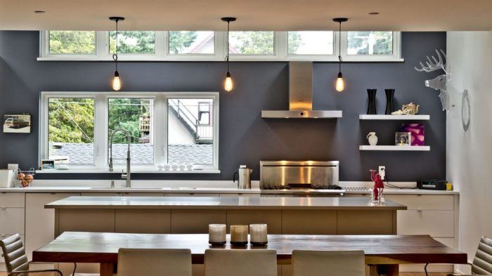 Kitchen Lighting Ideas - Exposed Wires - Cabritonyc.com