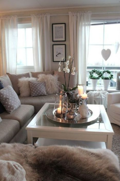 Rustic Chic Living Rooms Ideas - Gorgeous yet Cozy Rustic Chic Living Room Décor - Cabritonyc.com