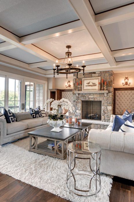 Rustic Chic Living Rooms Ideas - A Marble Rustic Chic Experience - Cabritonyc.com