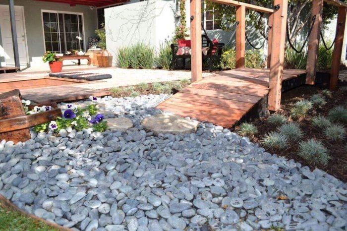 Backyard Landscaping Ideas - Personalize Landscaping Stones - Cabritonyc.com