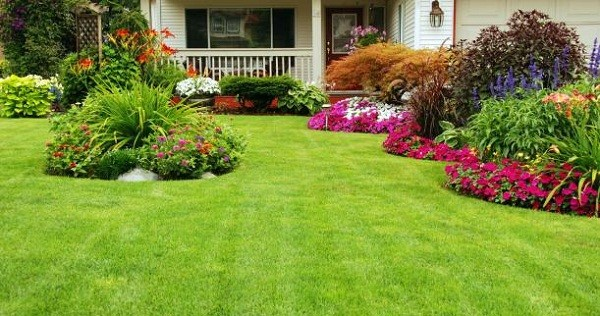 Front Yard Landscaping Ideas Magnificent Front Yard Landscaping Ideas - Cabritonyc.com