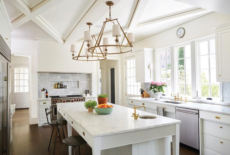 Kitchen Lighting Ideas - Shabby Chic Chandelier B - Cabritonyc.com