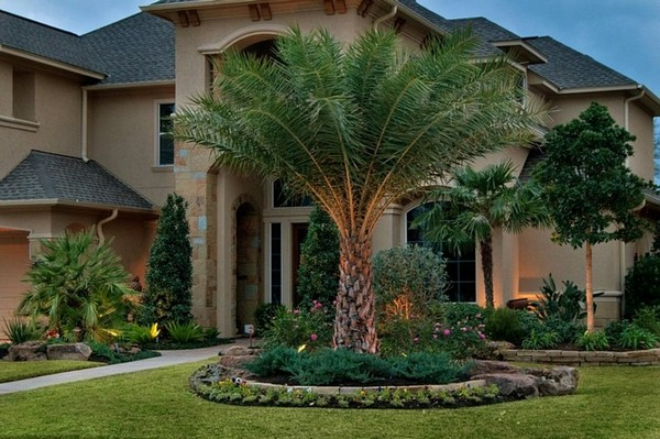 Front Yard Landscaping Ideas Tropical Front Yard Landscaping Ideas - Cabritonyc.com