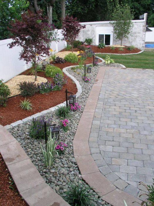 Backyard Landscaping Ideas - Keeping Weeds at Bay - Cabritonyc.com