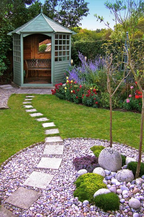 Backyard Landscaping Ideas - A Room of Your Own - Cabritonyc.com