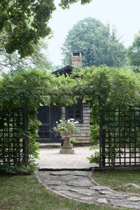 Backyard Landscaping Ideas - Garden Courtyard - Cabritonyc.com