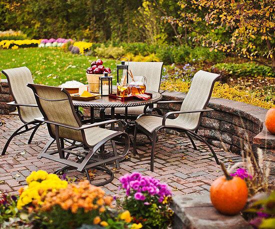 Backyard Landscaping Ideas - Sink Your Patio - Cabritonyc.com