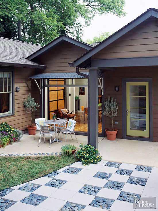 Backyard Landscaping Ideas - Light a Fire - Cabritonyc.com