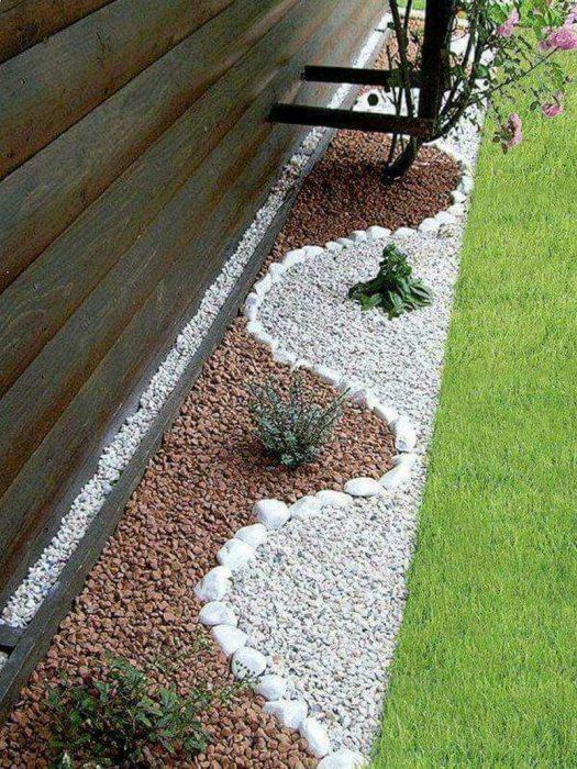 Backyard Landscaping Ideas - Yin Yang Garden - Cabritonyc.com