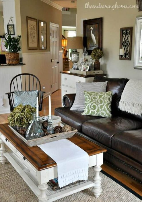 Rustic Chic Living Rooms Ideas - Forestry Elegance - Cabritonyc.com