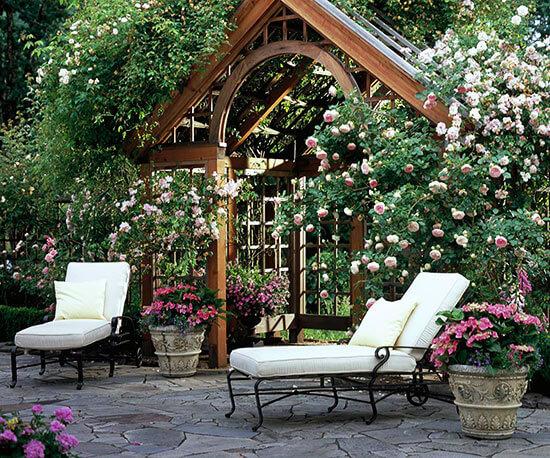 Backyard Landscaping Ideas - Make a Grand Entrance - Cabritonyc.com