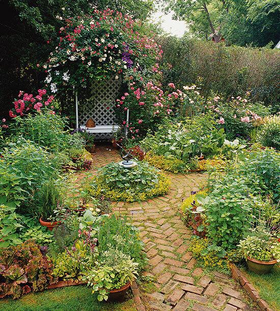 Backyard Landscaping Ideas - Turn Under Turf - Cabritonyc.com