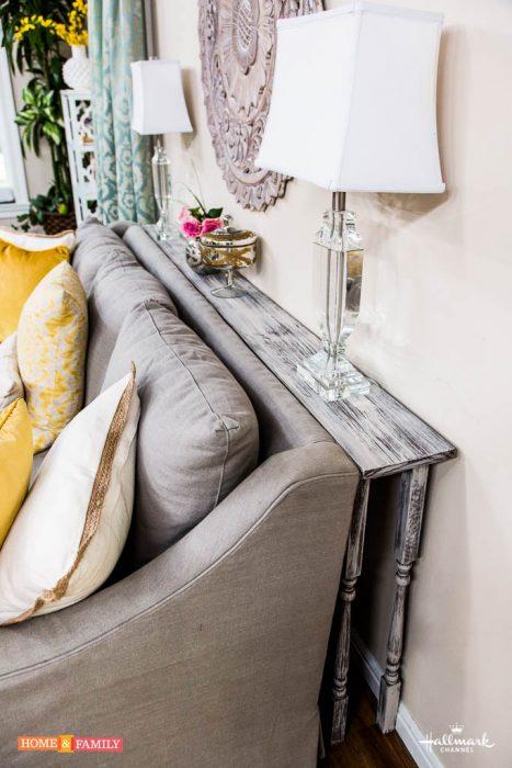 Rustic Chic Living Rooms Ideas - Soft Rustic Driftwood Living Room - Cabritonyc.com