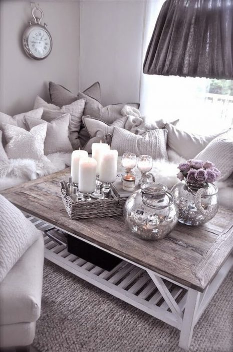 Rustic Chic Living Room Ideas A Fluffy Angel's Rusty Paradise
